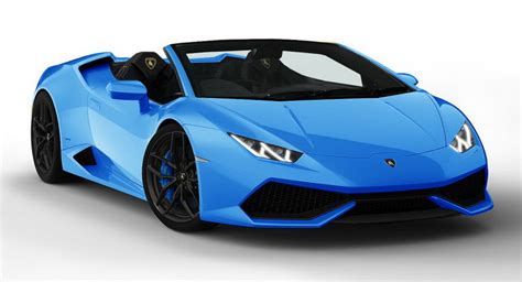 what is a lambo lamborghini huracan spyder rendered before frankfurt reveal