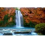 Havasu Falls Havasupai Arizona U S Desktop Hd Wallpaper
