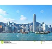 Hong Kong Victoria Harbour Stock Photography  Image 30772722