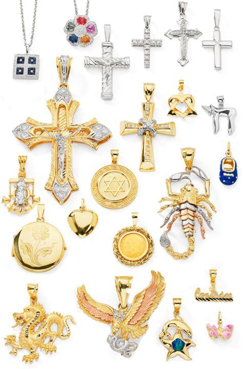 pendants charms italianm charms 14k gold charms yellow