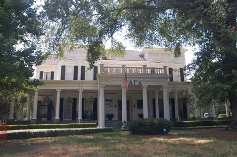 Carithers by The Haunted Greek Houses Of Uga Greek Life