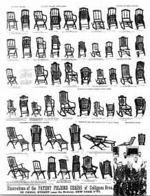 collignon bros folding chair 1860 s workmanship
