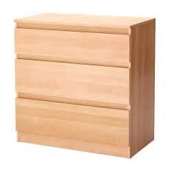 conforama cassettiere kullen commode 3 tiroirs ikea