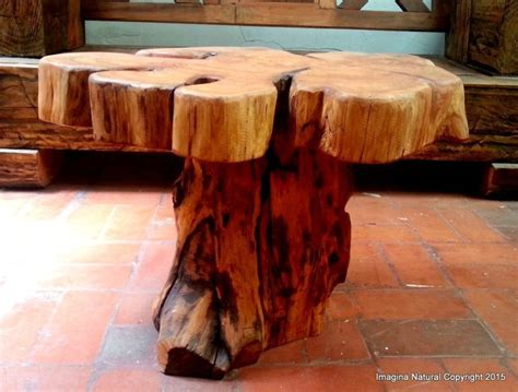 Cypress Stump Coffee Table Everything Mixed Adds Handmade Section Thousands Of Amazing Handmade Goodies For You