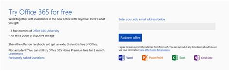 Office 2013 For Students by Microsoft Offers 6 Months Of Free Office 365 To Students