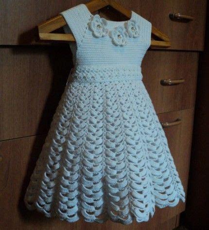 crochet pattern little white dress white dress for little angle free crochet diagram