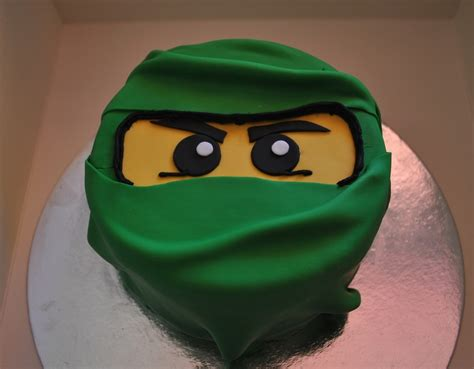 Birthday Decorations To Make At Home by The Green Ninja Lego Ninjago Cake Cakecentral Com