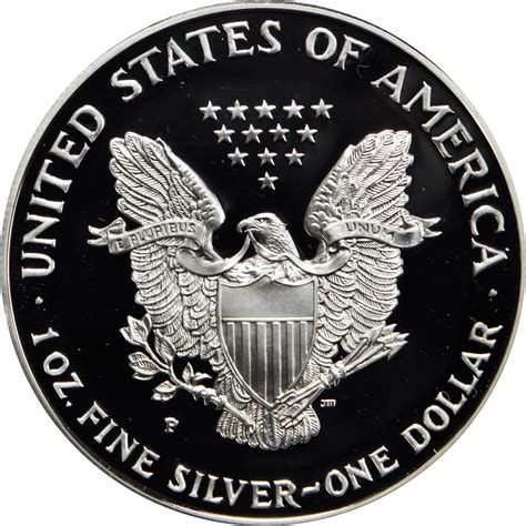 1 ounce silver coin value american eagle one ounce silver proof coin value