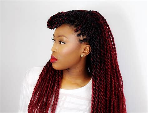 picture of senegalese twist 30 protective high shine senegalese twist styles