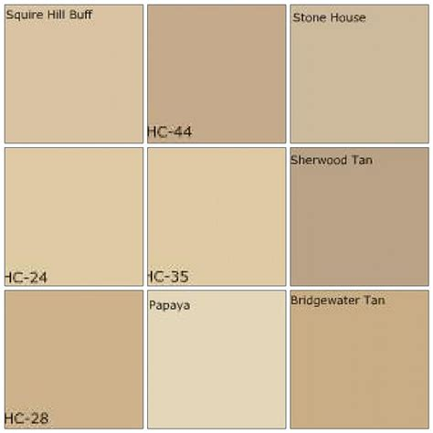 benjamin beige paint colors