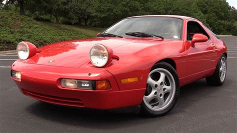 porsche 928 gts 1994 porsche 928 gts start up road test in depth