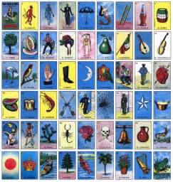 Lone Star Home Decor Mexican Loteria Cards