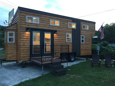 Small Homes For Sale Tn Tiny House Town Luxurious Tiny House In Tennessee 280 Sq Ft
