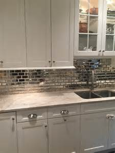 mirrored subway tiles best 25 mirrored subway tiles ideas on pinterest small
