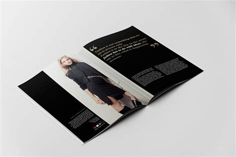 40 Beautiful Indesign Fashion Brochure Templates Web Graphic Design Bashooka Catalogue Brochure Templates