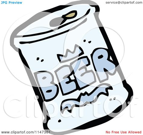 beer can cartoon beer can clipart free clipground