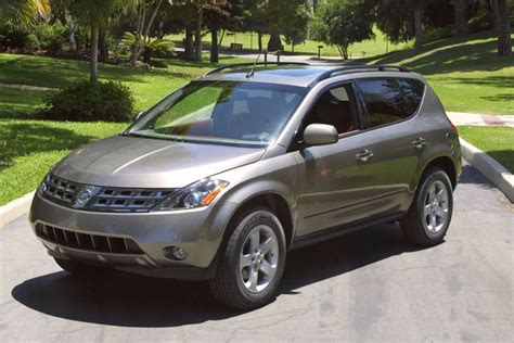 nissan rogue 2004 2004 nissan murano picture pic image