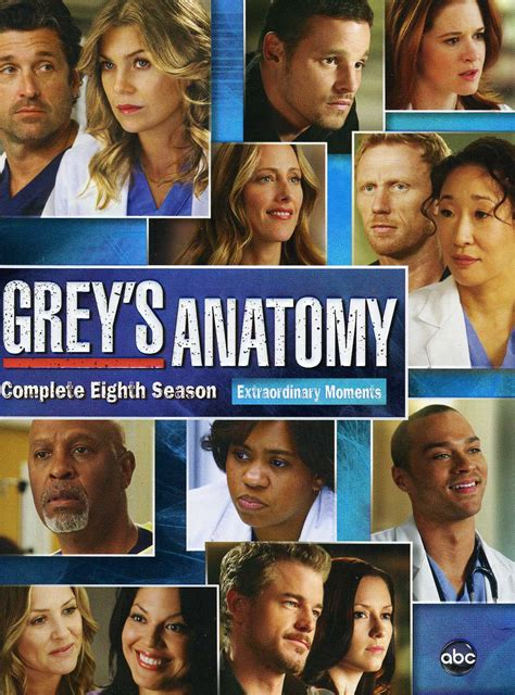 libro season of migration to season 8 grey s anatomy grey s anatomy and private practice wiki