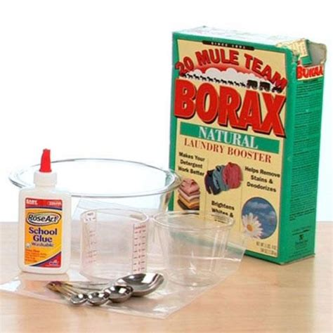 glue science fair project gak elmer s glue borax recipe experiments steve