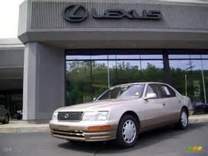 1997 beige metallic lexus ls 400 10792126