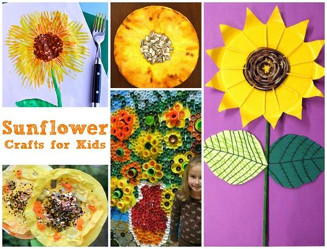 sunflower crafts for 30 stunning sunflower crafts ted s