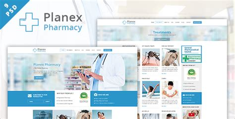Hospital Website Templates Responsive