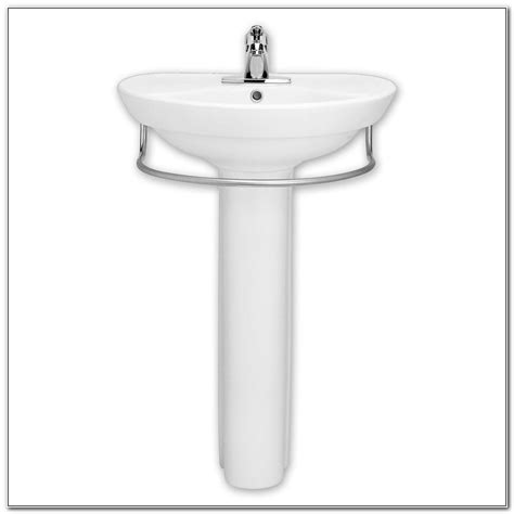 pedestal sink faucets single hole faucet pedestal sink home design ideas