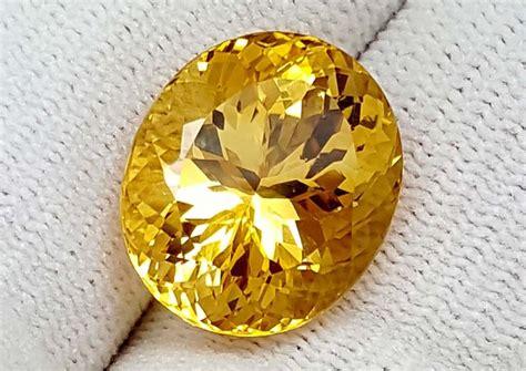 imperial topaz 15 64ct collectors gemstones