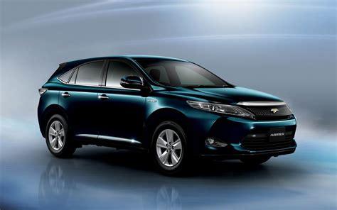 toyota toyota toyota harrier 2016 premium hybrid suv drive