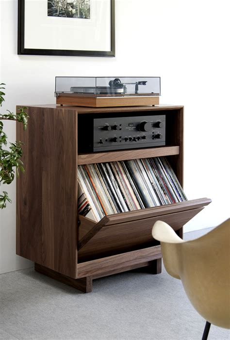 Records For Homes Cool Vinyl Record Storage Ideas Home Tweaks