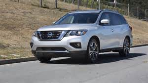 2017 nissan pathfinder review with price horsepower