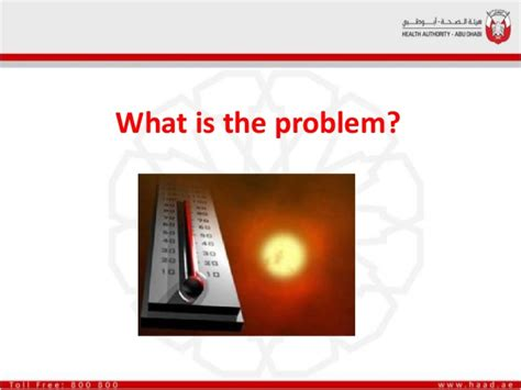 what to do when is in heat haad safety in heat program