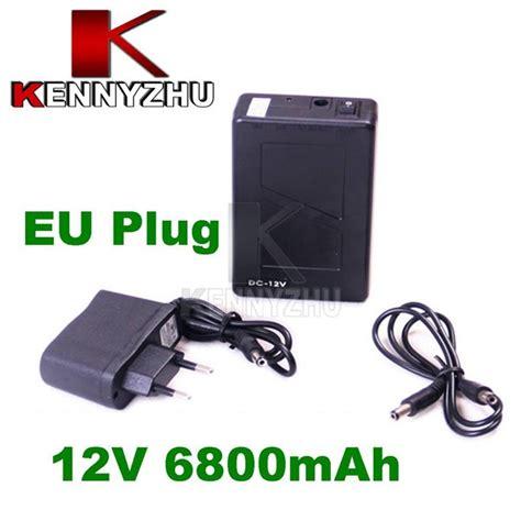 Baterai Battery Rechargeable Sony 6800 Mah compra bater 237 a recargable de la cc 12 v 6800 mah al