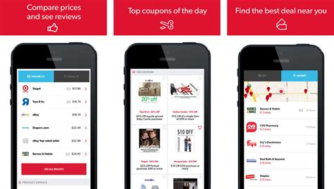 Shopping Apps by 6 Best Mobile Shopping Apps For You This