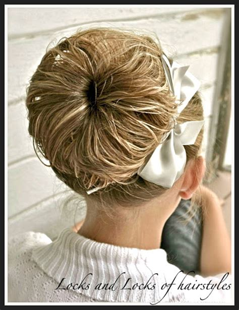 hairstyles sock buns locks and locks of hairstyles quick and easy video