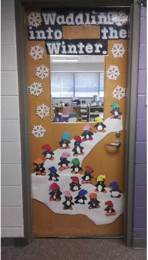 christmas doors in schools school door decorations letter of recommendation