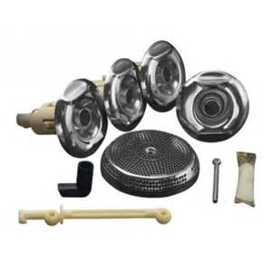 k9694 cp kohler baths complete flexjet whirlpool kit