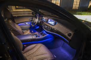 Mercedes Interior Lights by 2016 Mercedes Maybach S600 Review
