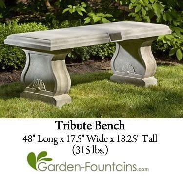 stone memorial bench 26 best tribute memorial gardens images on pinterest garden fountains memorial gardens and