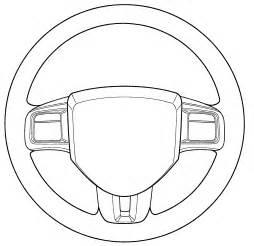 Steering Wheel Drawing Patent Usd671464 Steering Wheel Patents