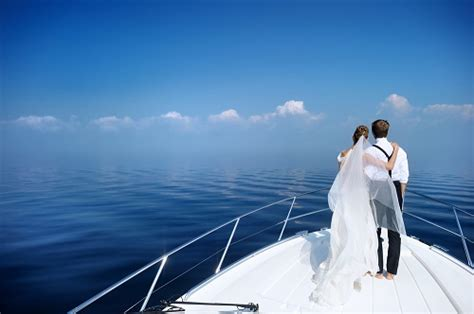 Wedding On A Boat by Intimate Mallorca Boat Weddings Your Destination Wedding