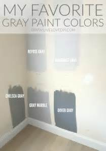 popular gray paint colors livelovediy s baby room reveal