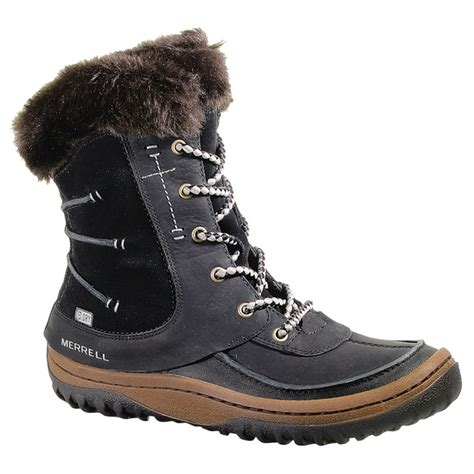 s merrell 174 decora sonata waterproof insulated winter