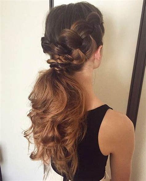 hairstyles by mehtap instagram elegant ponytail hairstyles