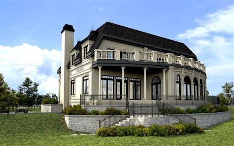 Maison 3d Montr 233 Al Habitation Prestige 3d B 233 Ton Avac Pierre Plan De Maison 3d