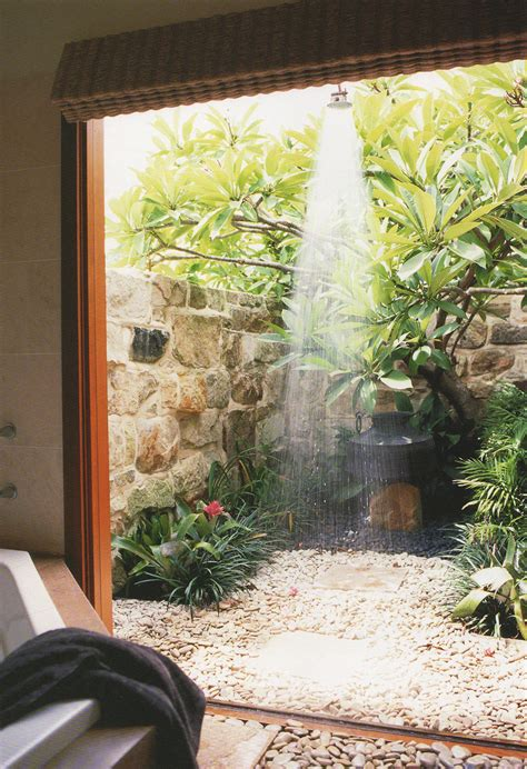 Garden Shower Ideas 50 Stunning Outdoor Shower Spaces That Take You To Paradise