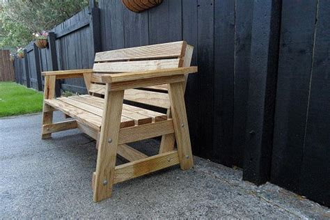 wooden outdoor bench plans pin by bill yeagle on garden benches pinterest