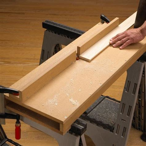portable router table woodworking plan