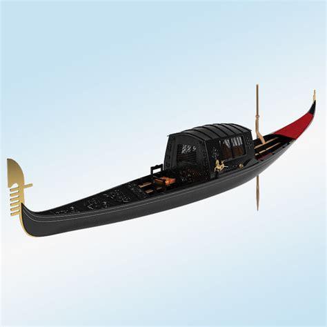 gondola boat for 3d gondola boat model