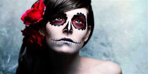 imagenes de calaveras maquillaje ideas de maquillaje para halloween calaveras mexicanas